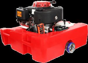 Floating Fire Pump
